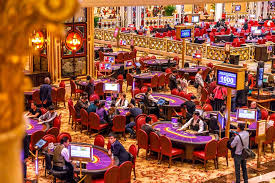 How To pick A Casino When Visiting Las Vegas